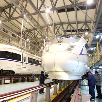 铁道车辆运用与检修人才培养班